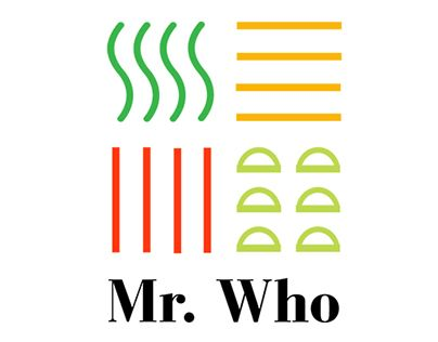 """Check out new work on my @Behance portfolio: """"Mr. Who, corporate identity"""" http://be.net/gallery/45219697/Mr-Who-corporate-identity"""