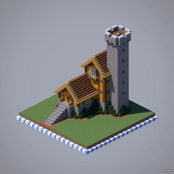1000+ Ideas About Minecraft House Plans On Pinterest