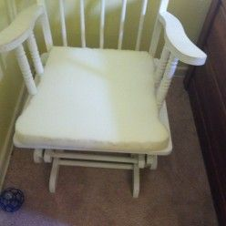 to make rocking chair cushions how to make chair cushions diy rocking ...