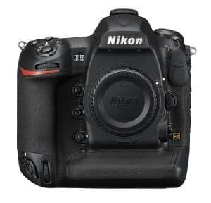 Nikon D5 20.8 MP FX-Format Digital SLR Camera Body