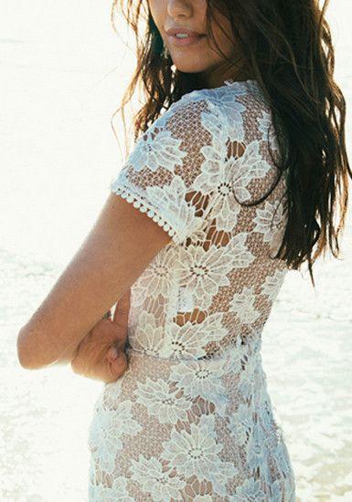 lace romper