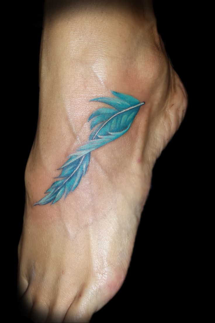 best 25 feather tattoo foot ideas on pinterest feather