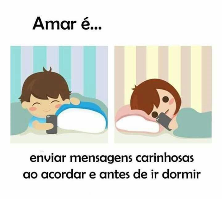 Muito amor ♡