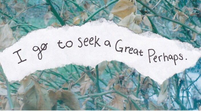 """Looking for Alaska"" by John Green tattoo"