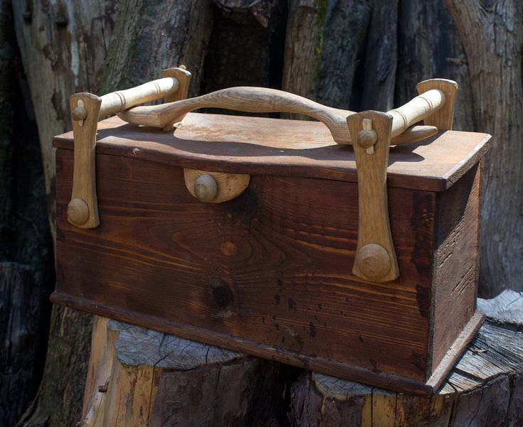 1000 Ideas About Wooden Tool Boxes On Pinterest Fine