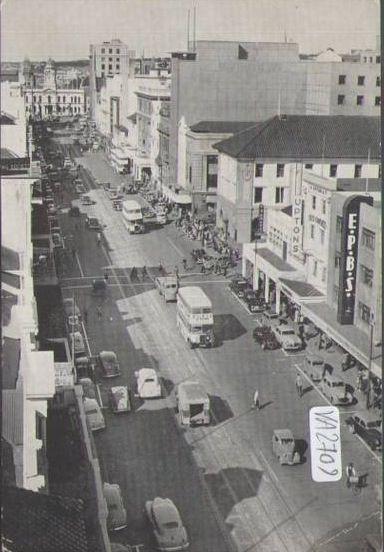 Main Street Port Elizabeth where I grew up.