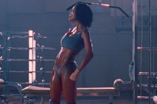 Teyana Taylor Just Gave Us #BodyGoals and #BlackLove Goals in Kanye West's…