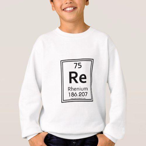 75 Rhenium Sweatshirt