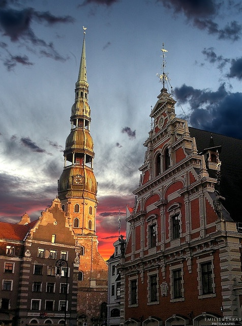 Riga, Latvia | UFOREA.org | The trip you want. The help they need.