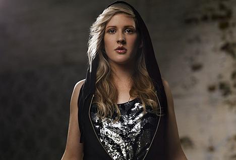 Ellie Goulding....love her!