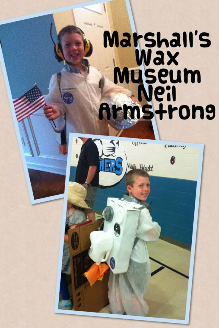 wax museum neil armstrong - photo #6