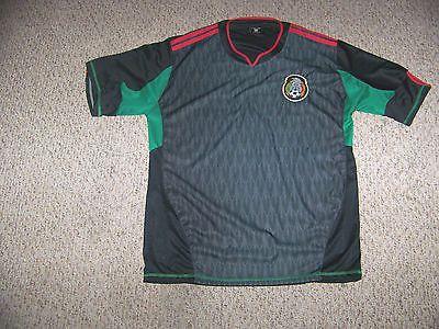 Federacion Mexicana de Futbol Mexico Soccer Jersey -- L