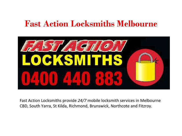 Fast action locksmiths melbourne