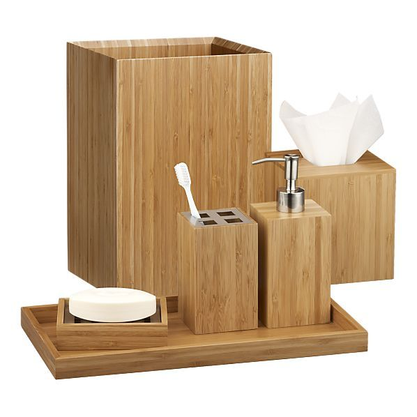 Small Glass Canister. Bathroom SpaBathrooms ...
