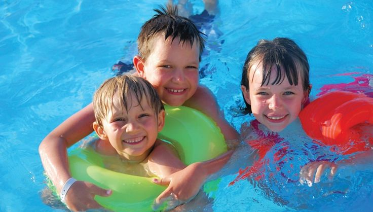 Children's activities in Languedoc, south France