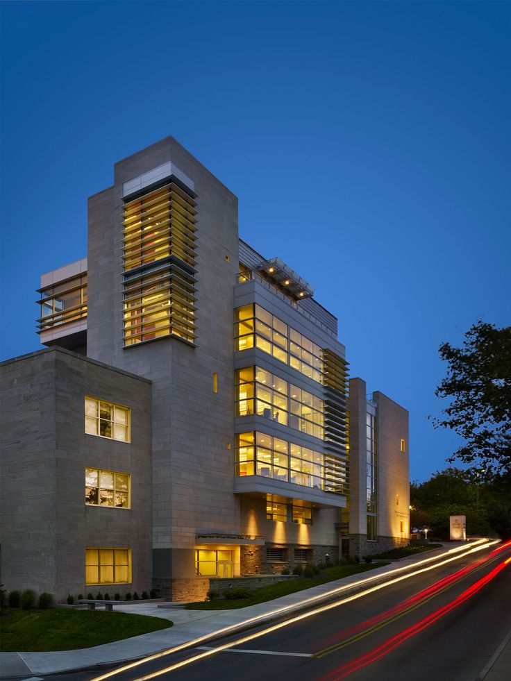 Cornell University | Beck Center, Architecture By KSS Architects