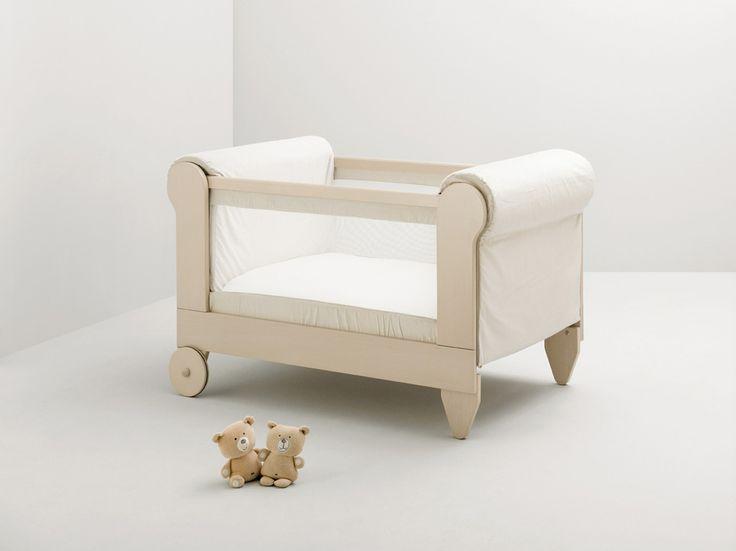 Cameretta Pasha mibb - lettini per bambini - culla per neonato - arredamento prima infanziaMibb