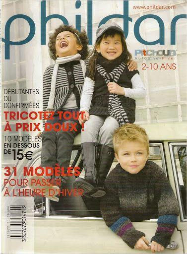 phildar n°22 - veronique-tricote - Picasa Albums Web