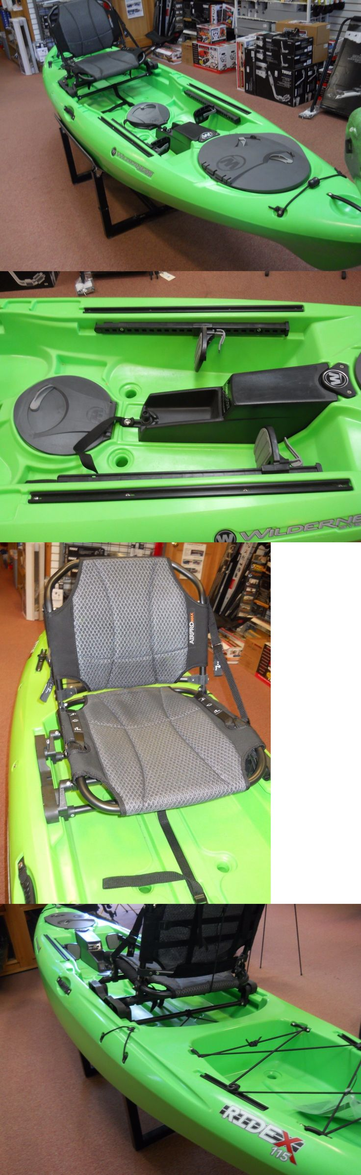 Kayaks 36122: Wilderness Systems Ride 115X 2015 Lime Green -> BUY IT NOW ONLY: $1087 on eBay!