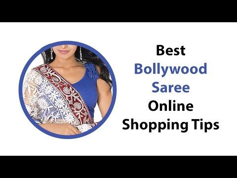 Best Bollywood Saree Online Shopping Tips - YouTube
