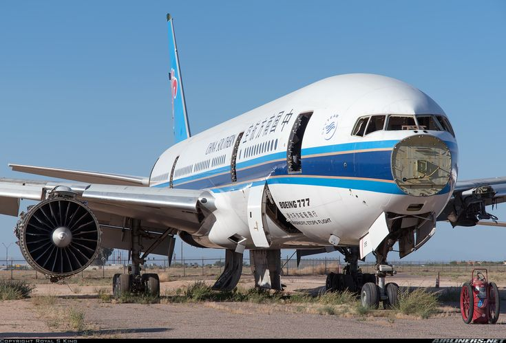 Boeing 777 21b Er China Southern Airlines Aviation