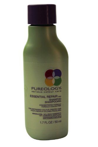 Pureology Travel Size Essential Repair Shampoo ** You can find more details by visiting the image link.(This is an Amazon affiliate link and I receive a commission for the sales)