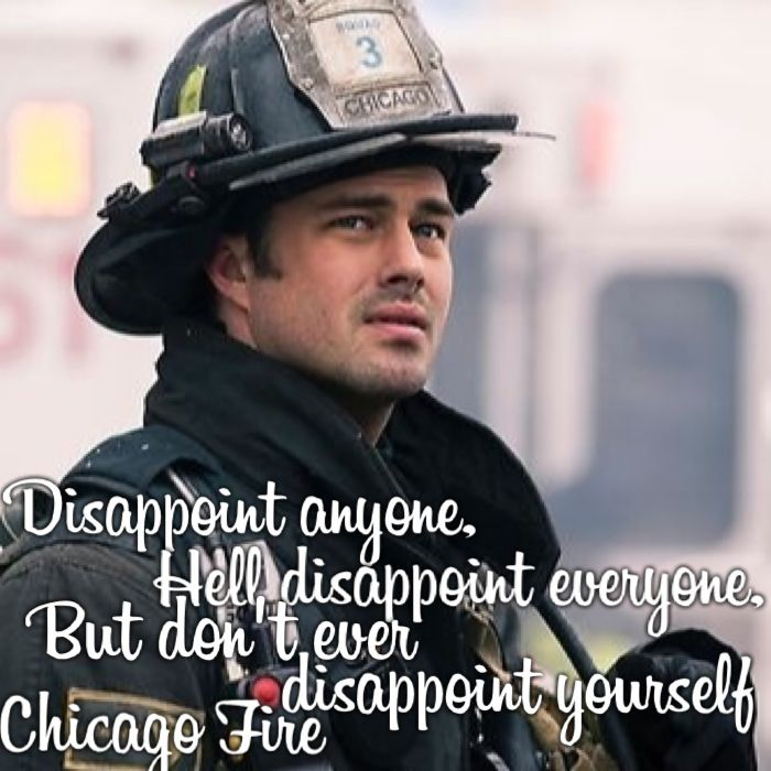 Chicago Fire I realllyyy love this show!!!!