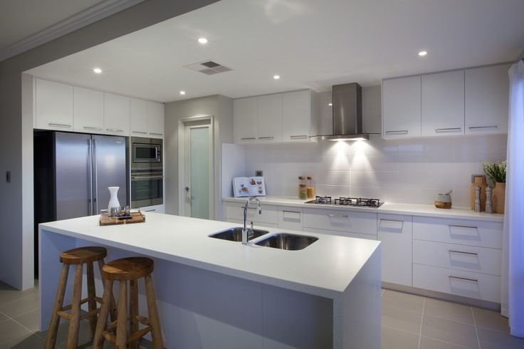 The byron bay blueprint homes new home builders perth wa for Kitchen designs perth