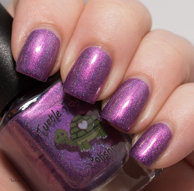 Lacky Corner: Turtle Tootsie Polishes - Hickey From Kenickie