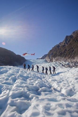 Fox Glacier Heli Hike, Fox Glacier New Zealand