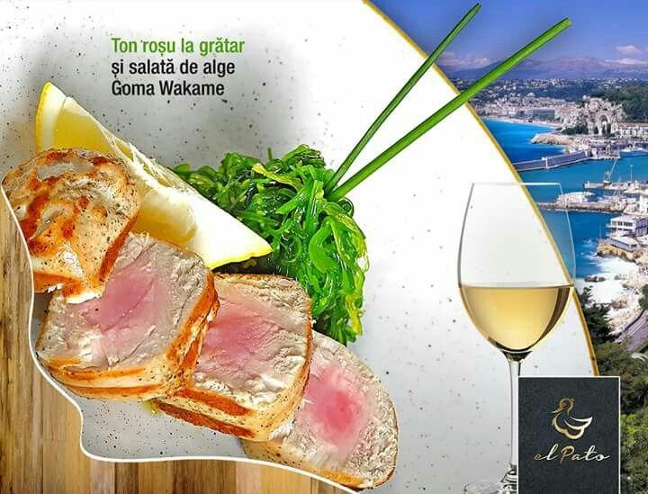 Fiecare masa este o sarbatoare culinara! Vino alaturi de noi sa te bucuri de placerea gustului!   #ElPato #GradinaIcoanei  www.elpato.ro
