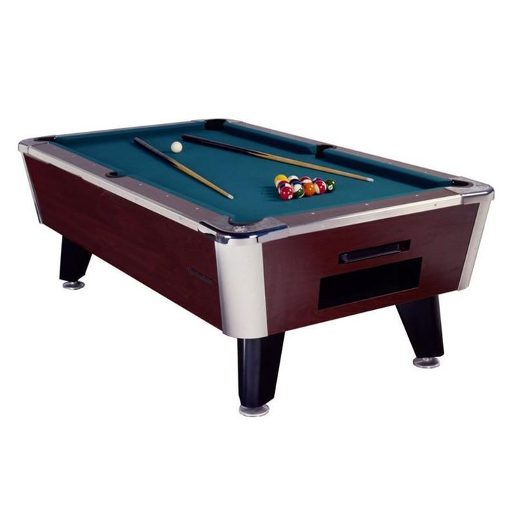 GREAT AMERICAN EAGLE HOME NON-COIN OPERATED POOL TABLE