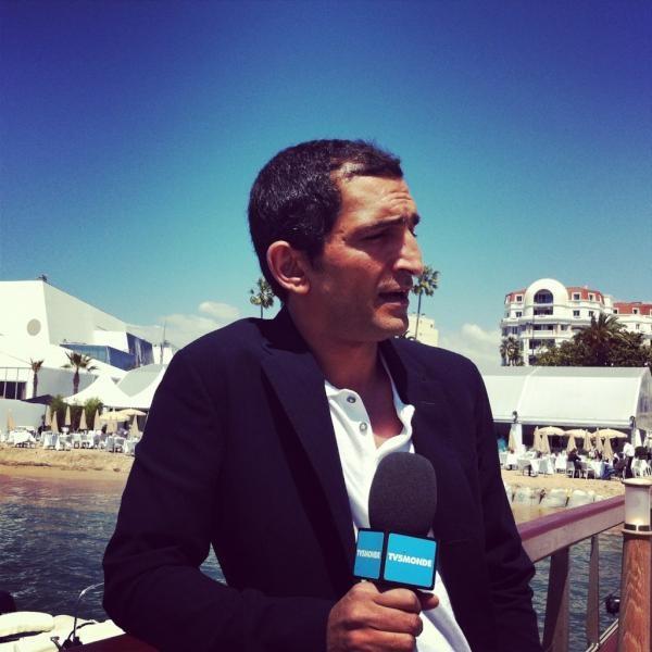 """Amr Waked, """"le Vincent Cassel égyptien"""",c'est demain avec Y'a du monde à Cannes!"""