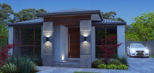 narrow lot home design