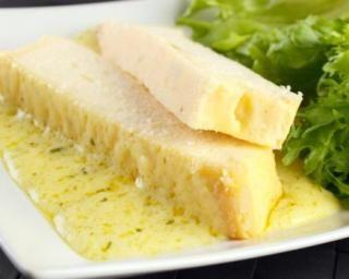 Pain de poisson blanc à la sauce légère au citron