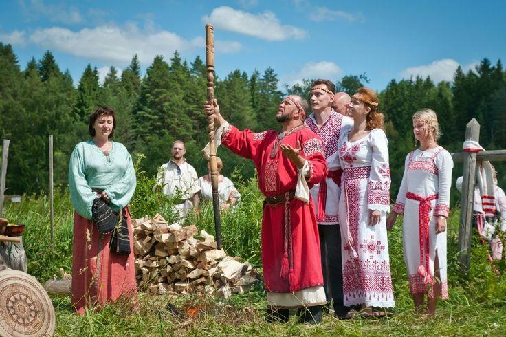славянская свадьба зимой - Поиск в Google