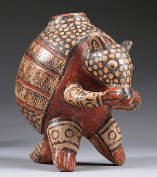 Aztec Ruins, Historical Art, Effigy, Armadillo, Allotment, Ceramic Art, Archaeology, Terracotta, Costa Rica