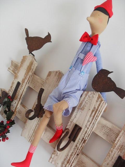 Orquidea de Feltro: O Natal é um lindo dia...