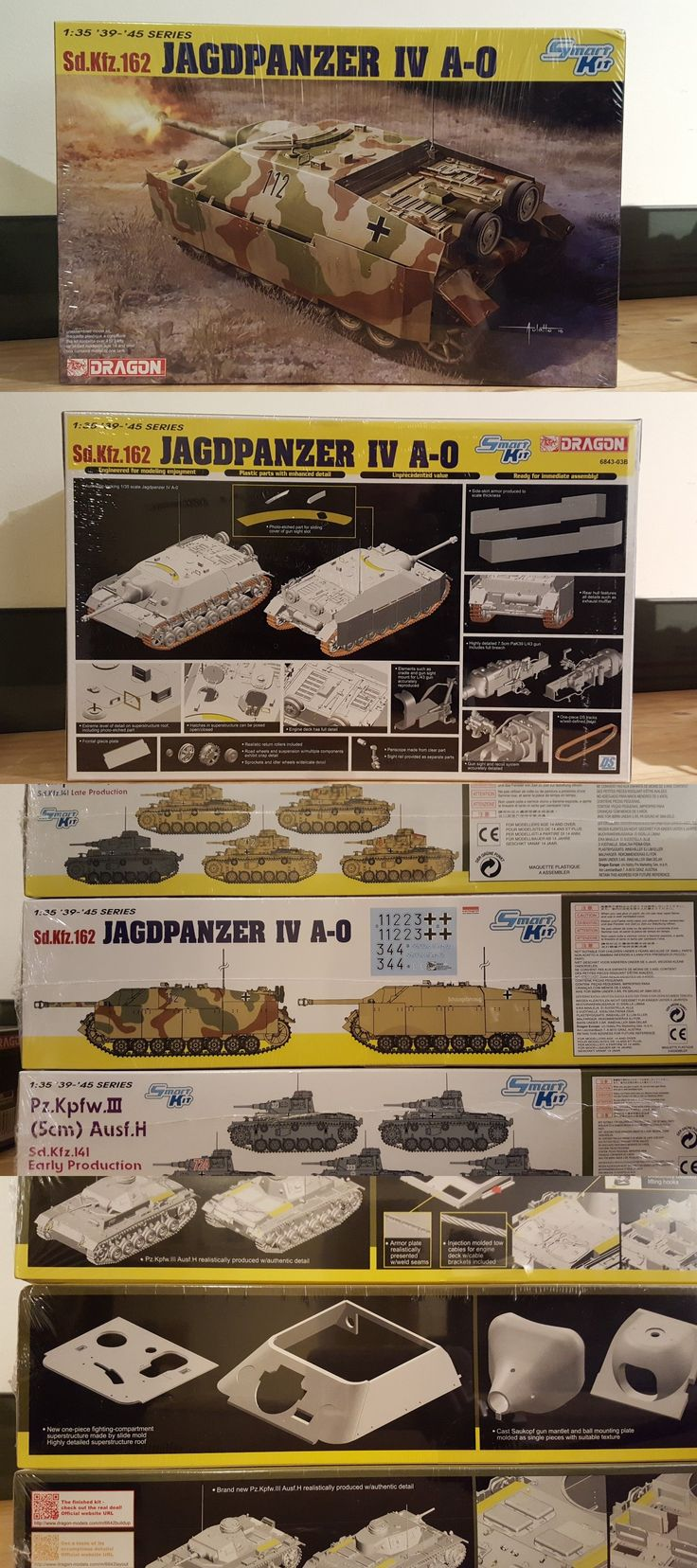 Armor 2588: Dragon 6843 1 35 Jagdpanzer Iv A-0 -> BUY IT NOW ONLY: $50 on eBay!