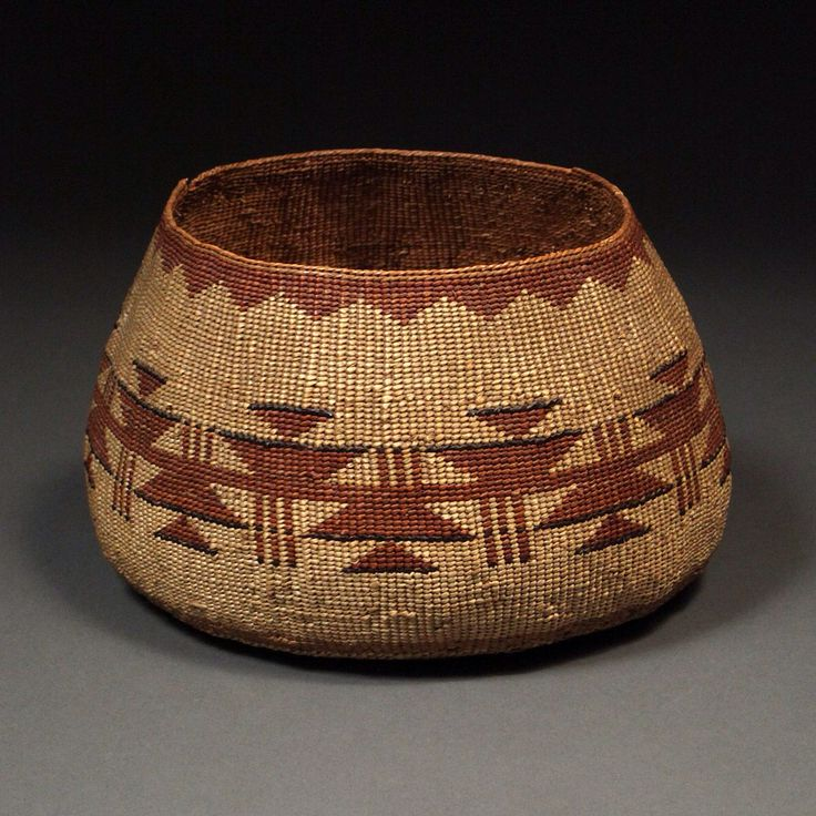Traditional Native American Basket Weaving : Best images about traditional american indian baskets