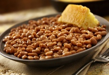 Wild West Beans | Dixie Crystals® Recipe: Random Things, Food, Excess Gassi, Baked Beans, Tops Gas Produce, Mr. Beans, Healthy Digest, Random Facts, Baking Beans Recipe