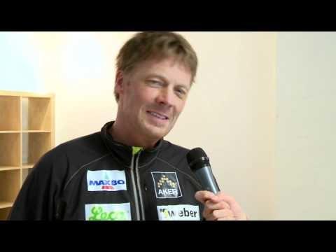 Johaug og Bjørgens intervju med trener`n -utfordringen med å trene jenter. Del 3/3