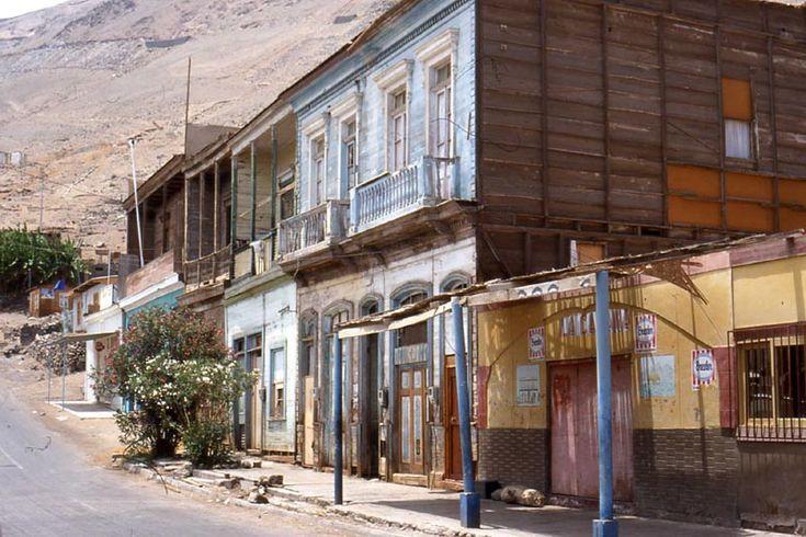 Pisagua - Wikipedia, la enciclopedia libre