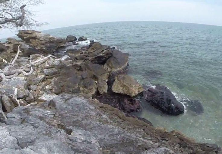 Kissavos coastline