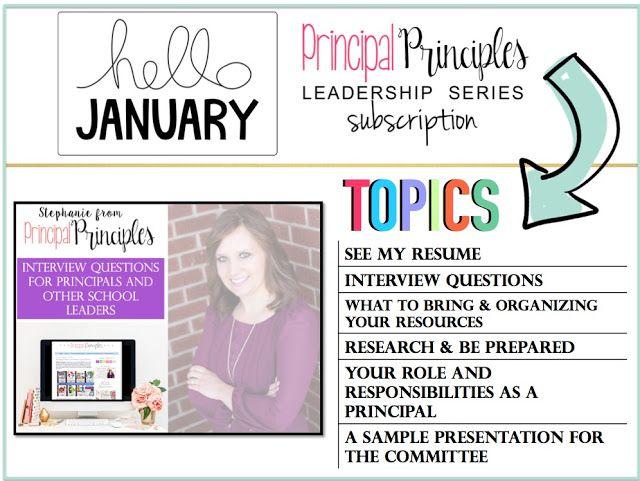 Principal Principles Series-Membership