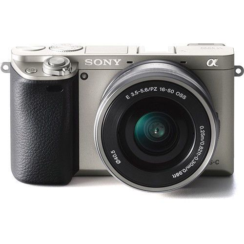 STORE HOMEFEEDBACKABOUTBOOKMARKCONTACT Sony Alpha A6000 Mirrorless Digital Camera with 16-50mm Lens (SILVER) PRODUCT DESCRIPTION Product Highlights 24.3MP APS-C Exmor APS HD CMOS Sensor BIONZ X Image Processor Tru-Finder 0.39″ 1,440k-Dot OLED EVF 3.0″ 921k-Dot Xtra Fine Tilting LCD Full HD 1080i/p AVCHD Video at 24/60 fps Built-In Wi-Fi Connectivity with NFC Fast Hybrid AF & […]