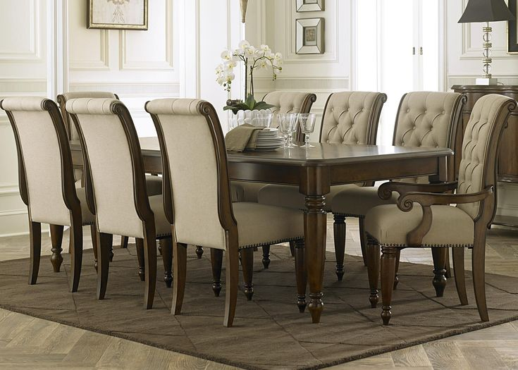 Shop For The Liberty Furniture Cotswold 9 Piece Rectangular Dining Table  Set At Zaku0027s Fine Furniture   Your Tri Cities   Johnson City And Bristol  Tennessee ...