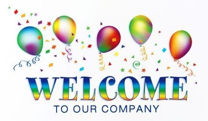 10 images of new employee welcome sign template leseriail com