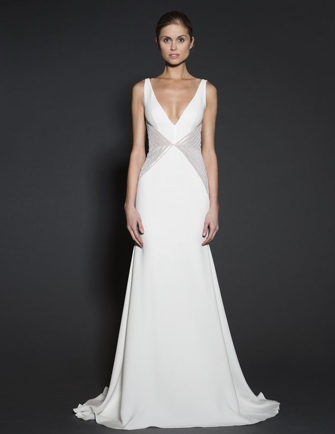 Naeem Khan Wedding Dresses 2016 Spring Collection