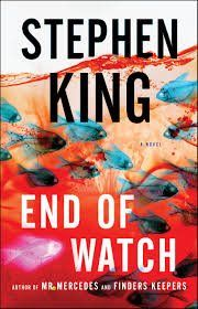 These are the books everyone is talking about this summer, including End of Watch by Stephen King.